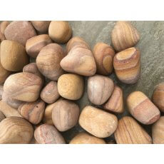 Pebbles - Rainbow - Large - 50mm - 75mm - 1kg