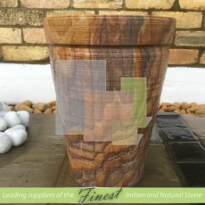 Plant Pot - Rainbow Round Top 30cm x 38cm