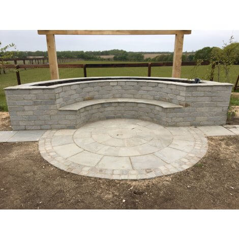 Walling Stone - Grey Sandstone - Mixed Size
