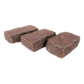Red Indian - Granite - 20cm x 10cm - H/D Edge