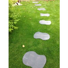 Stepping Stone - Black Limestone