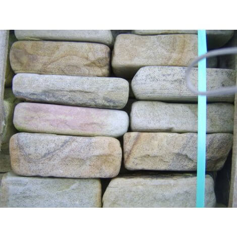Walling Stone - Fossil Sandstone - Mixed Size