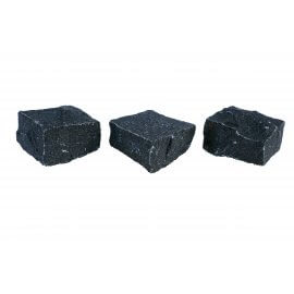Black Indian - Granite - 10cm x 10cm - H/D Edge