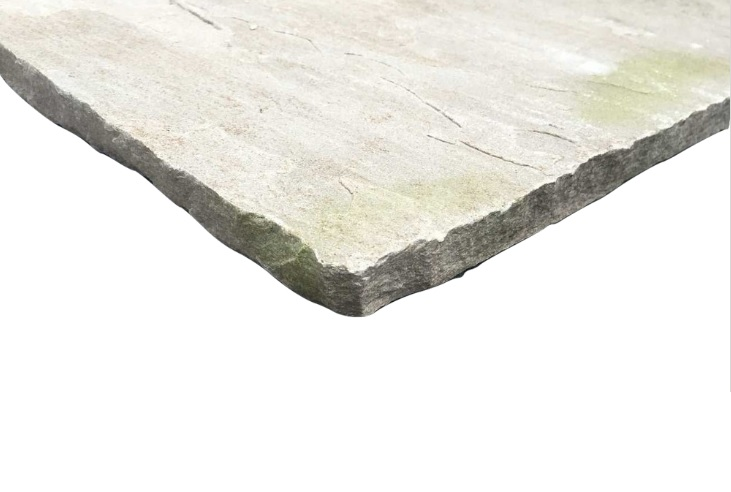 Hand Dressed Edge Paving
